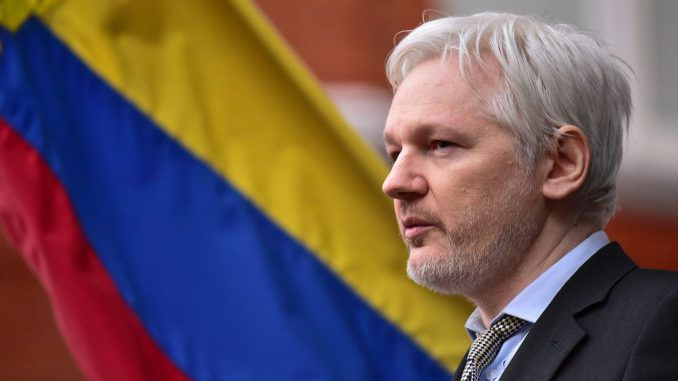 Ecuadorian presidential candidate who wants Assange arrested is a US informant