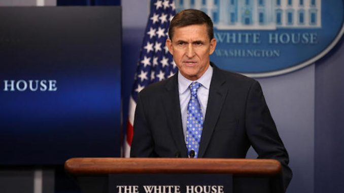 General Micheal Flynn puts Iran on notice - warns of possible war
