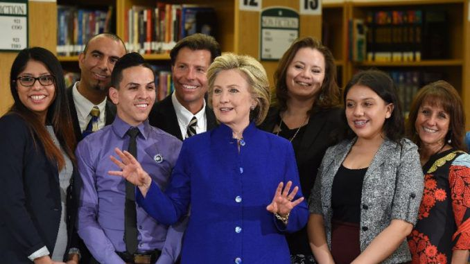 2.1 million Hispanics voted for Hillary Clinton illegal during election, study finds
