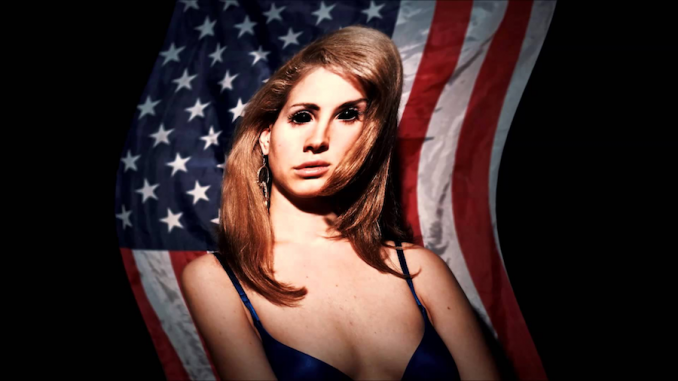 Lana del Ray has urged her millions of young followers to perform a witchcraft spell designed to kill President Trump by giving him a heart attack.