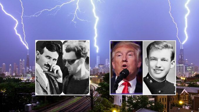 New photos allegedly prove that President Trump is time traveller John Titor