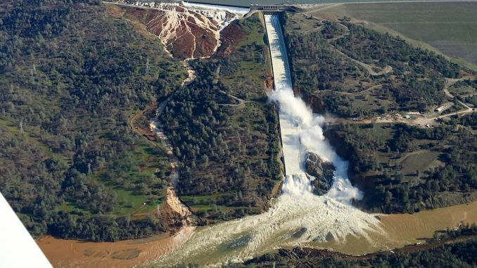Billions of dollars worth of gold about to be unearthed under Oroville dam