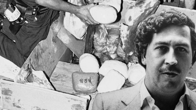Pablo Escobar's son, Juan Pablo Escobar Henao, says his dad worked for the CIA selling cocaine