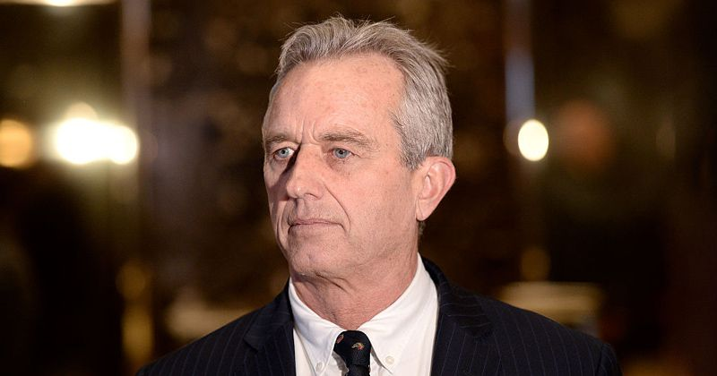 """Robert Kennedy Jr dropped a Trump bombshell live on CNN, saying that Donald Trump could be """"the greatest president in history."""""""
