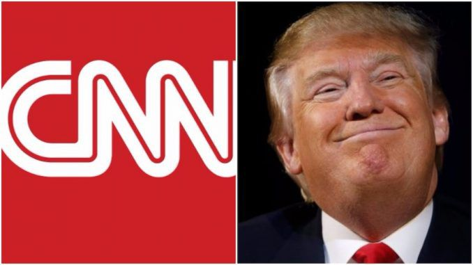 A new poll conducted by the WSJ and NBC reveals that the majority of the American public trust Donald Trump more than the mainstream media.