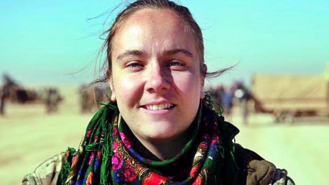 British soldier who fought ISIS says she is under surveillance by MI5
