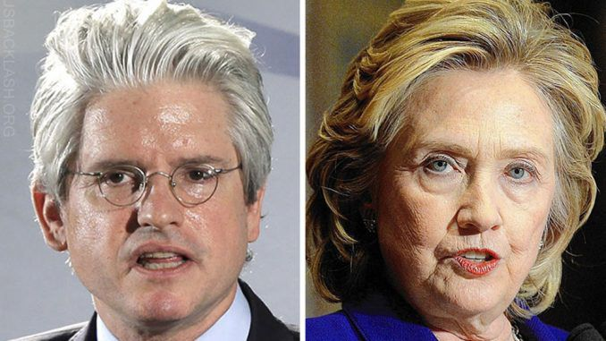 David Brock laundered taxpayers money to fund the Clinton campaign
