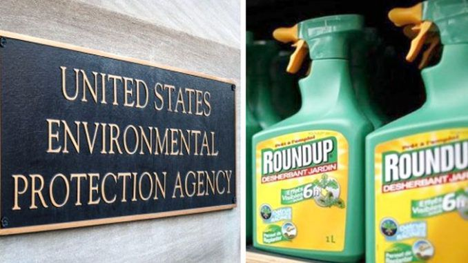 A court case in California has revealed that Monsanto colluded with the EPA to coverup the fact that Roundup causes cancer.