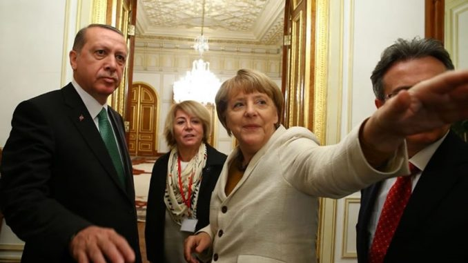 Turkish President Erdogan accuses Germany of reviving Nazi ideology