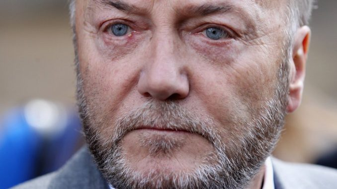 George Galloway may return to Parliament in fight against globalism