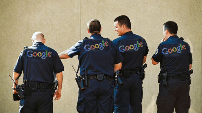 Google army to flag 'conspiracy theory' websites in fight against alternative media