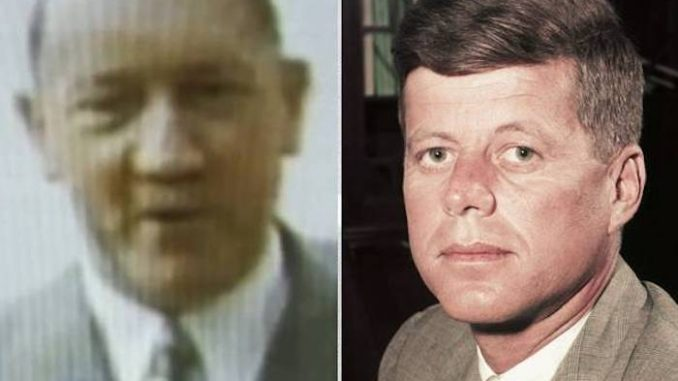 """There is no complete evidence that Hitler died"", John F. Kennedy wrote in a diary in 1945 after a tour of Hitler's bunker in Berlin, adding ""the Russians doubt that he is dead."""