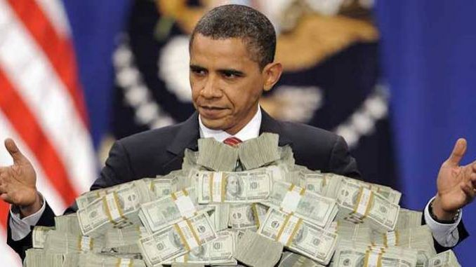 The Obama administration is under investigation for funneling billions of dollars into a slush fund and distributing it to leftist activists.