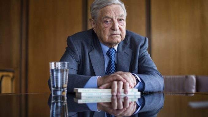 George Soros is investing millions in a ploy to lower the voting age from 18 to 16 across the United States as desperate Democrats urgently seek out new demographics willing to vote for them.