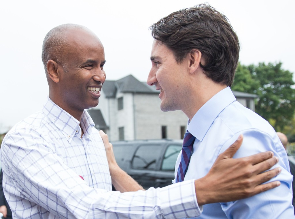 "Ahmed Hussen and Justin Trudeau believe ""a Canadian is a Canadian is a Canadian"" - even if he is from Jordan and tried to cut the former Prime Minister's head off."