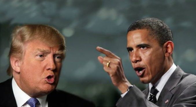 Trump is almost ready to prove Obama wiretapping claim, White House say