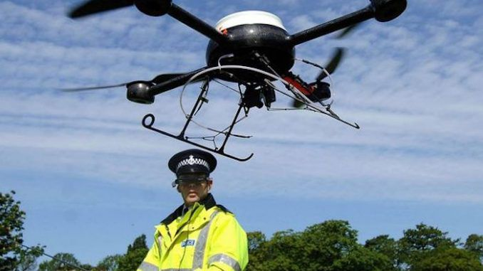 UK police to begin 24-hour drone surveillance of population this summer