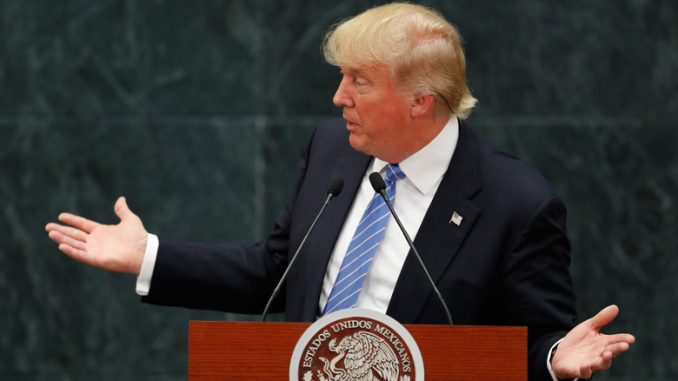President Trump has slammed global warming as an elaborate hoax and forced the United Nations to stop making it compulsory for nations to contribute funding to climate change programs.