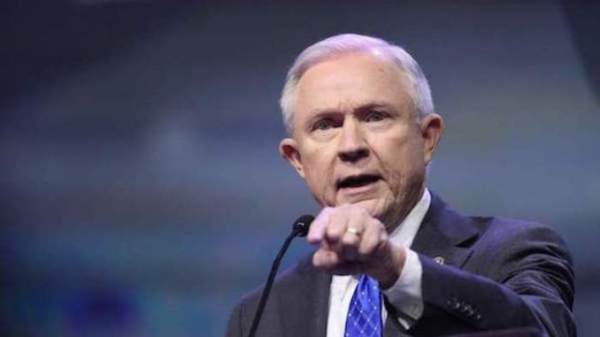 Attorney General Jeff Sessions fires corrupt Obama attorneys