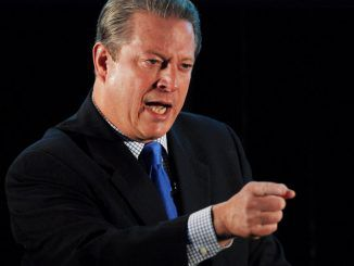 "In a desperate attempt at staying relevant (and staying on the gravy train) climate change crusader Al Gore is now telling audiences that ""global warming caused Brexit."""