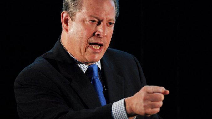 """In a desperate attempt at staying relevant (and staying on the gravy train) climate change crusader Al Gore is now telling audiences that """"global warming caused Brexit."""""""