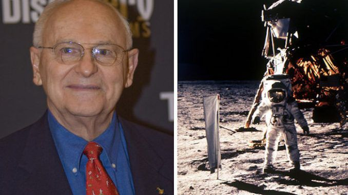 NASA astronaut Alan Bean explains why he doesn't think aliens have visited Earth