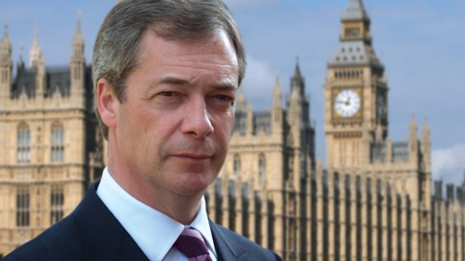 UK police say they have discovered election fraud against Nigel Farage