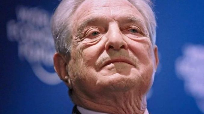 """George Soros funded group Fight For The Future is offering anti-Trump activists up to $15,000 per month to quit their jobs and """"Do activism full-time using every skill, tool, and trick you have."""""""