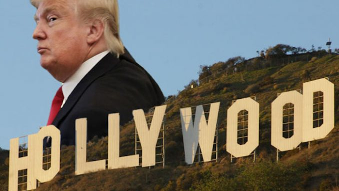 A Hollywood star has penned an open letter that reveals senior Hollywood executives have ordered Trump supporting stars not to show support for President Trump.