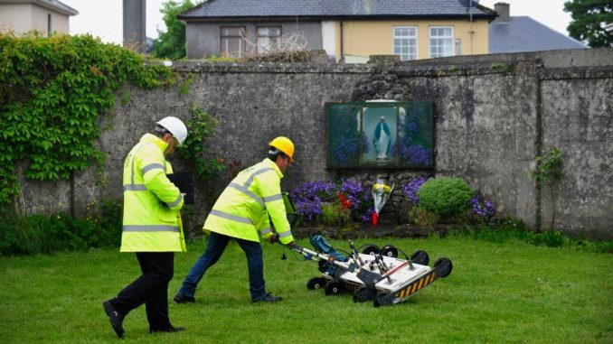 A thousand dead babies found in Irish care home in Tuam