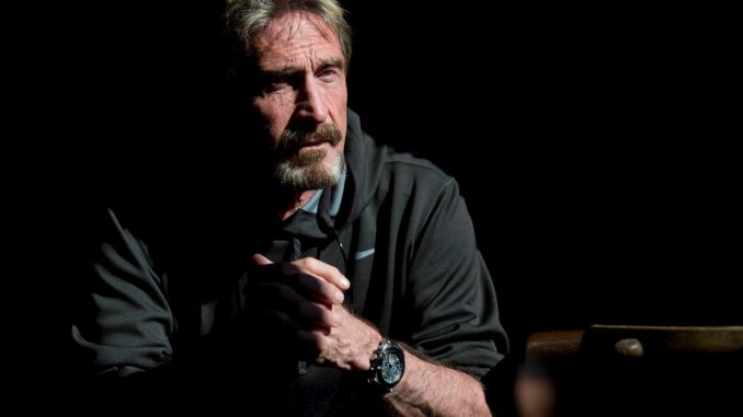 The CIA is a rogue organization that disobeys presidential orders and has failed its mandate to protect American citizens, says internet security guru John McAfee.