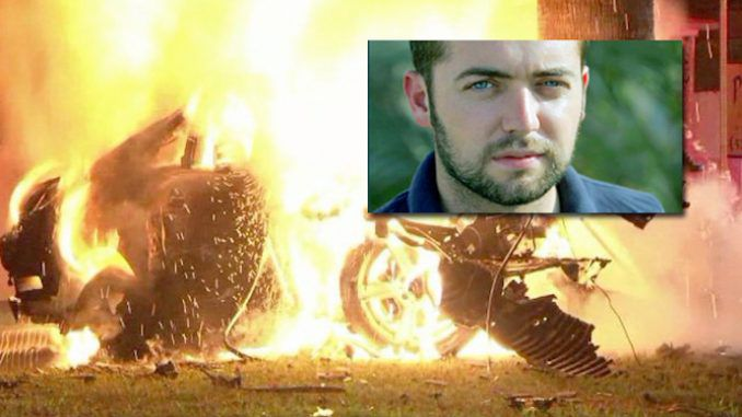 WikiLeaks reveals that Barack Obama was connected to the assassination of journalist Michael Hastings