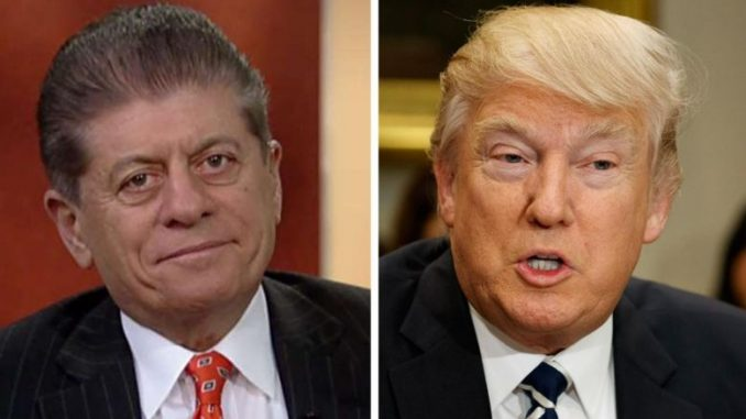 Judge Nap says Britain's GCHQ helped Obama wiretap Trump