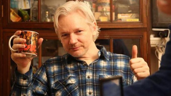 "Julian Assange has proudly declared himself a ""deplorable"" on Twitter, aligning himself with the dispossessed, the maligned and the faithful."