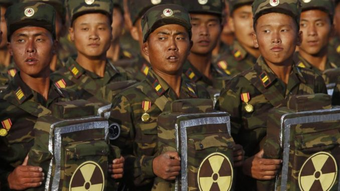 Kim Jong-un readies North Korea army for combat with the United States