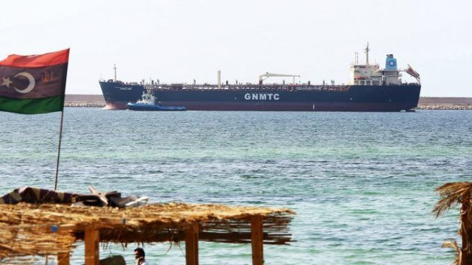 The US and key EU allies are now in hypocritical panic mode after their puppet extremists in Libya lost control of the nation's oil ports.