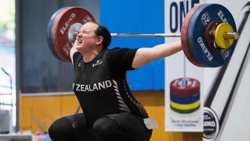 Former Male Wins Women's Weightlifting Competition - News ...