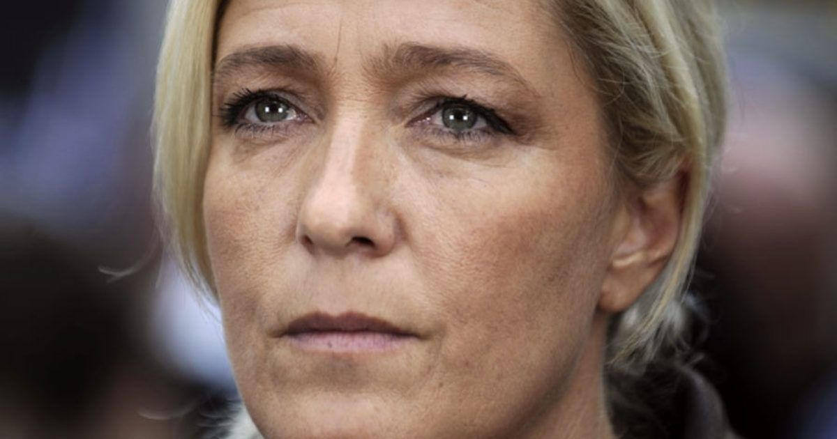 "Leading French presidential candidate Marine Le Pen has vowed to ""destroy the New World Order"" when she is elected President of France."