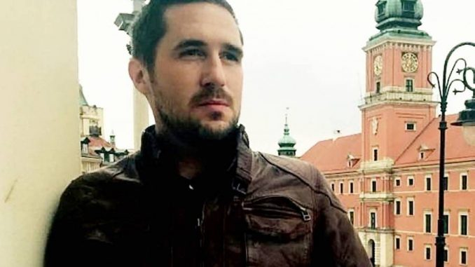 Police say conspiracy theorist Max Spiers was 'murdered' after uncovering a pedophile ring