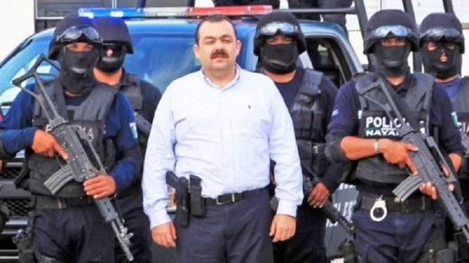 Mexican Attorney General Edgar Veytia has been arrested at the US-Mexico border south of San Diego on cocaine and heroin trafficking charges.
