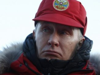 Vladimir Putin claims mad-made climate change is a hoax