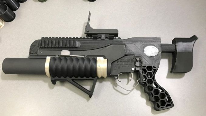 US army creates worlds first 3d-printed grenade and launhcer