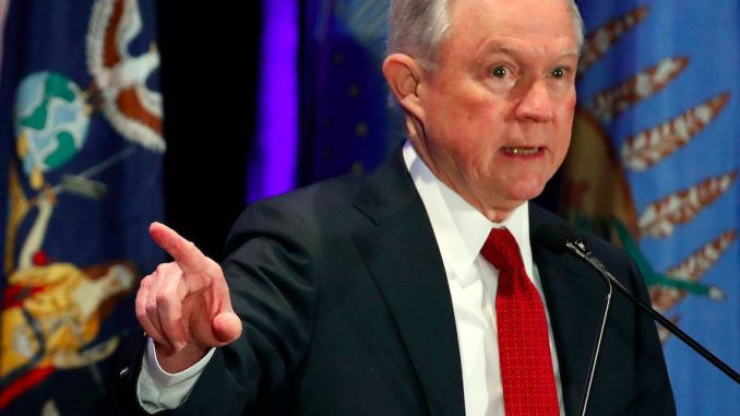 A former CIA agent has warned that the deep state is working overtime to oust Attorney General Jeff Sessions from the White House because he is refusing to back down in his campaign to break up the sex trafficking and pedophile networks that control Washington D.C.