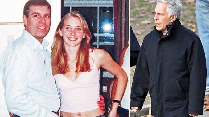 Teenage sex slave threatens to blow the lid on Jeffrey Epstein's connection to Prince Andrew