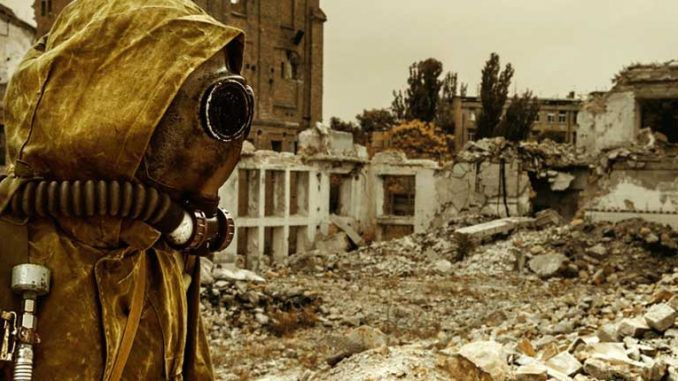 US government quietly admits they used radioactive weapons against Iraqi children