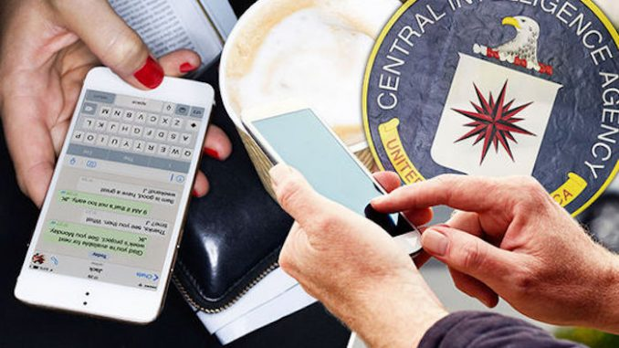 Apple urges users to update iPhone devices 'immediately' following CIA wikileaks dump