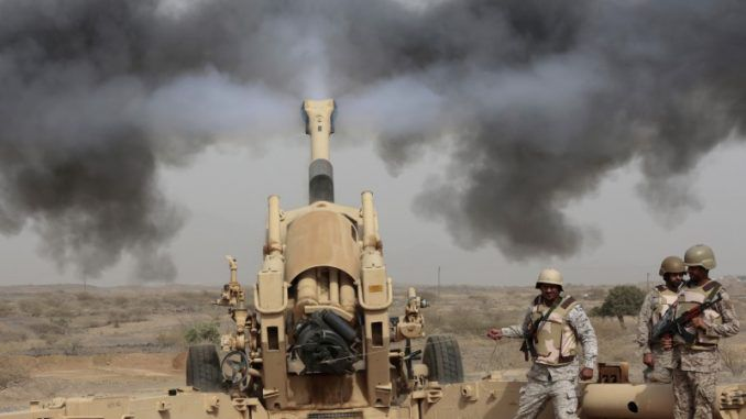 """Saudi Arabia and the United States are carrying out a """"genocide"""" while the world turns a blind eye, unaware that Yemen is being invaded for its vast oil reserves."""