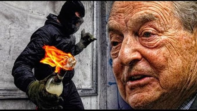 Possible and george soros is an asshole