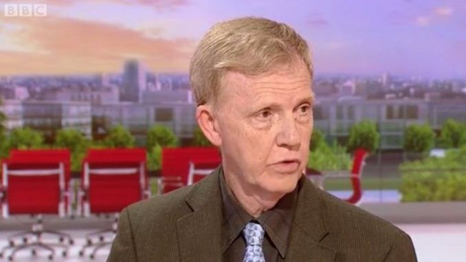 Former British Ambassador to Syria, Peter Ford, refused to go along with the BBC propaganda on Syria and dropped a truth bomb live on air yesterday.