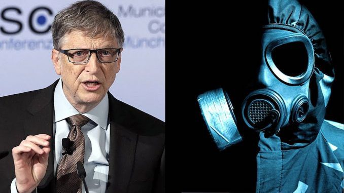 Bill Gates warns of imminent biological attack that could wipe out 30 million humans